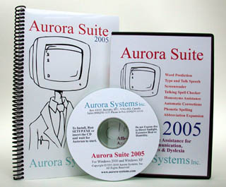 Aurora Suite Packaging
